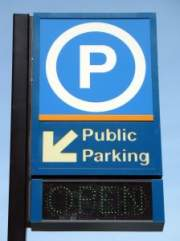 renting a parking space
